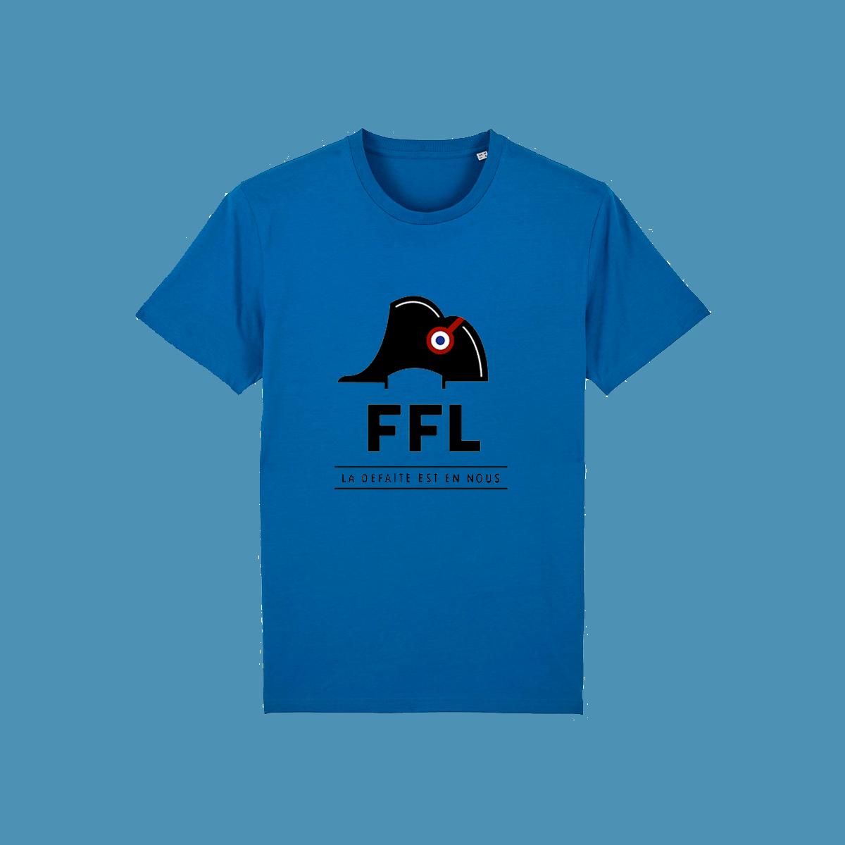 T-shirt officiel Fédération Française de La Lose 7