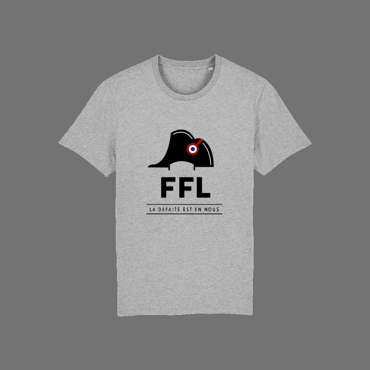 T-shirt officiel Fédération Française de La Lose 5