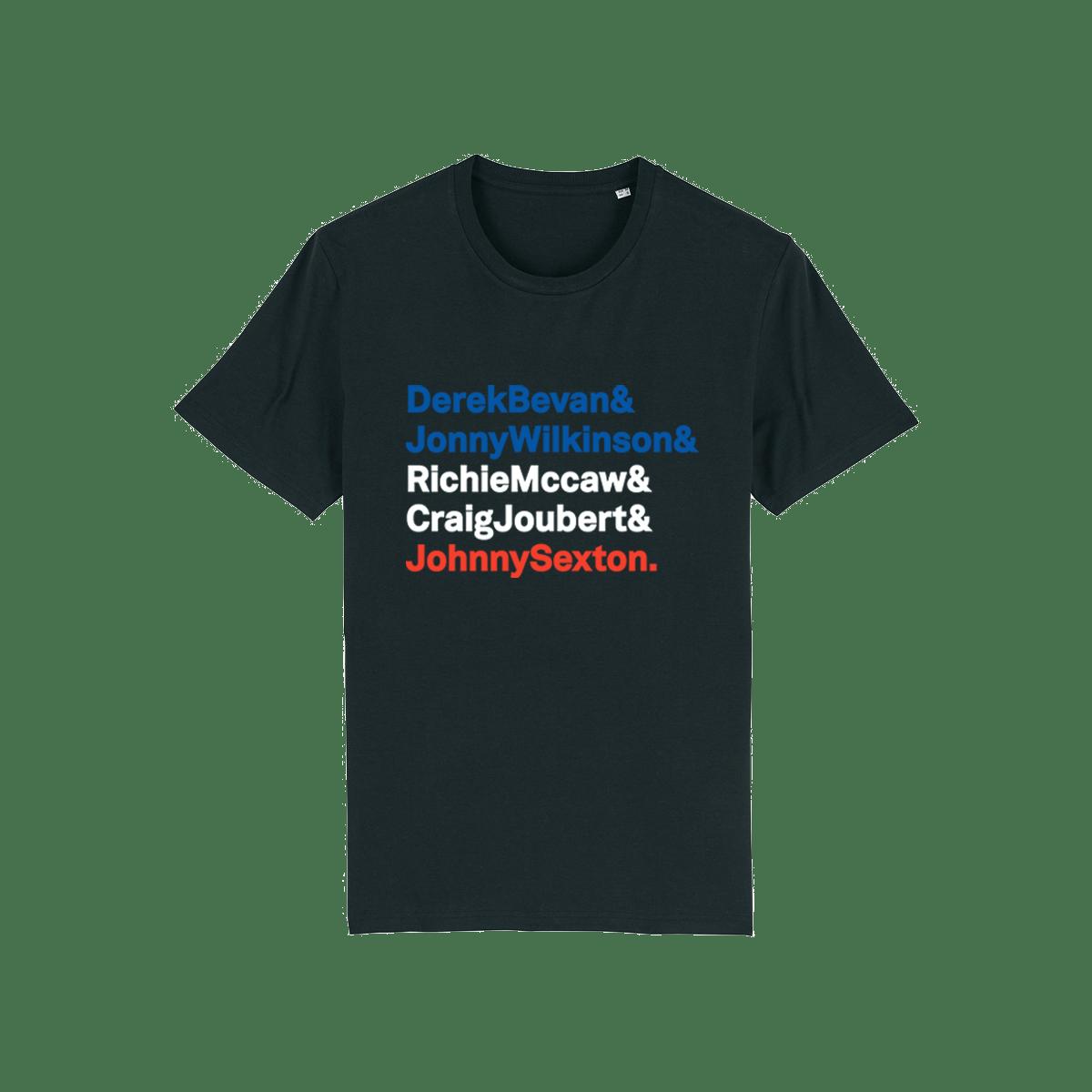 T-shirt Légendes du Rugby 5