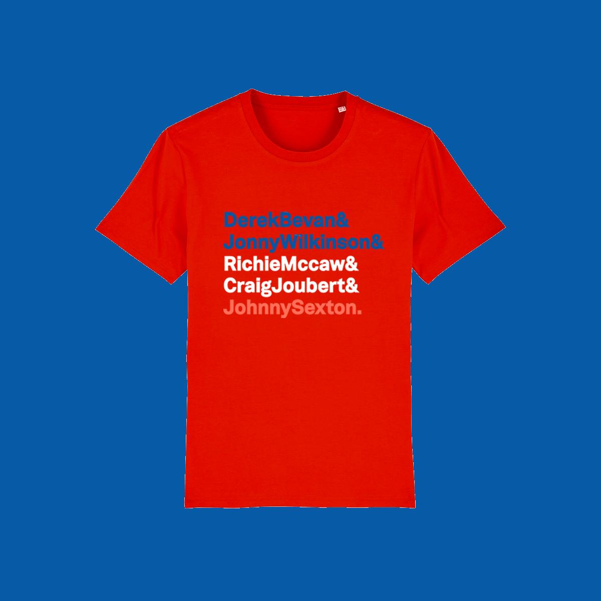 T-shirt Légendes du Rugby 1