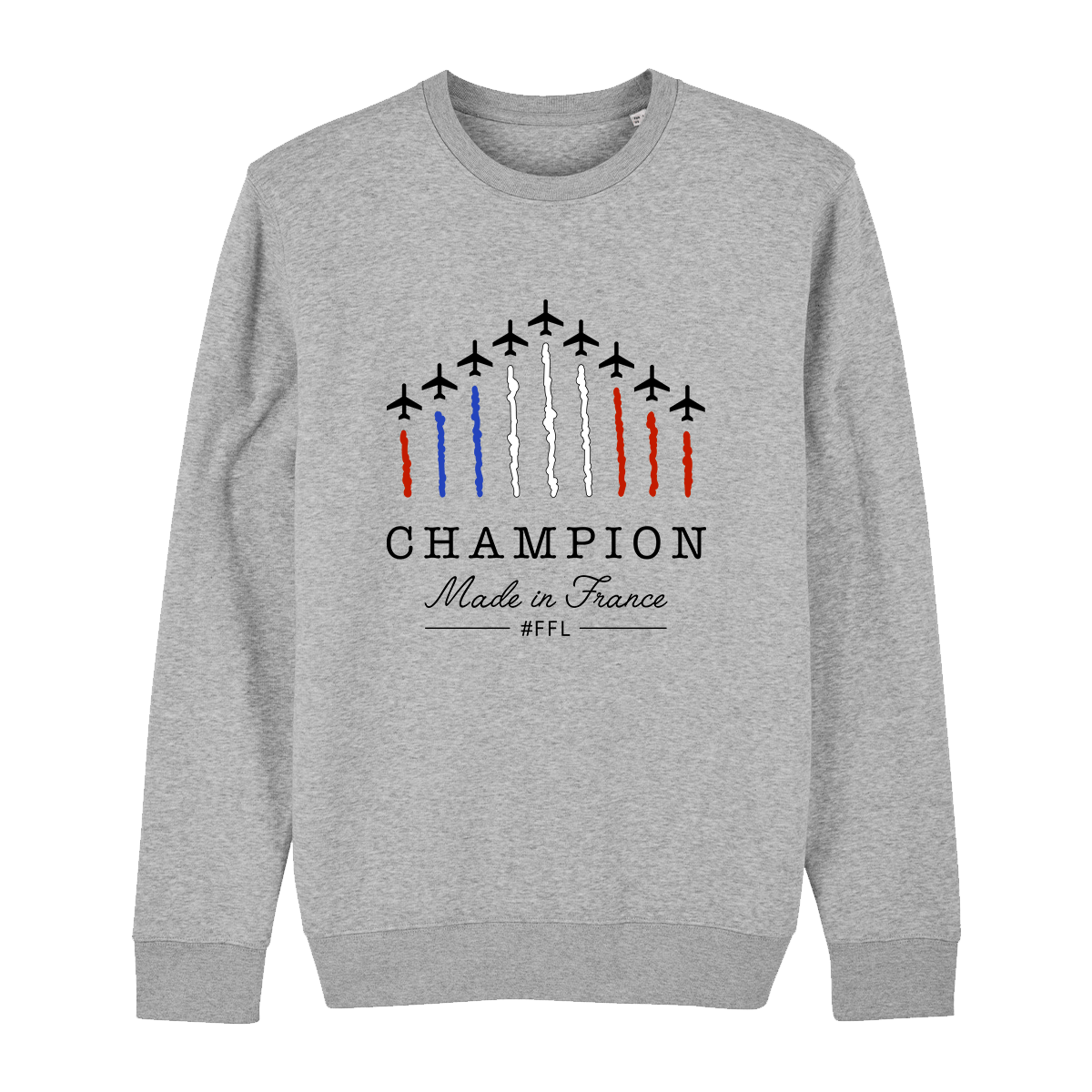 Crewneck Champion Made in France 1